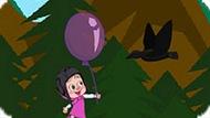 Игра Маша И Медведь: Полет Нормальный!