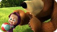 Игра Маша И Медведь: Воруй Мед!
