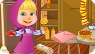 Игра Маша Убирает На Кухне