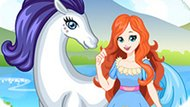 Игра Белая Лошадь Принцессы