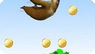 Игра Медведи-Соседи: Летающий Мишка