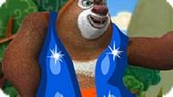 Игра Медведи-Соседи Одевалки
