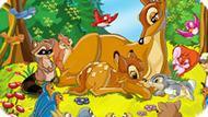 Игра Бэмби: Лесные Приключения