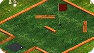 Игра Мини-Гольф: 99 Лунок
