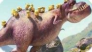 Игра Миньоны И Динозавры