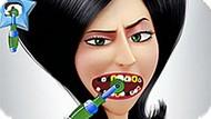 Игра Миньоны: Уход За Зубами Скарлет