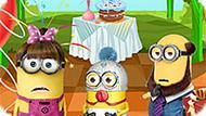 Игра Миньоны: Вечеринка Ко Дню Рождения
