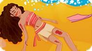 Игра Моана: Несчастный Случай В Океане