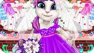 Игра Модное Платье Анжелы