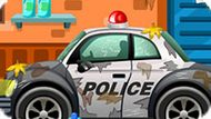 Игра Мойка Полицейской Машины