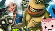 Игра Монстры Против Пришельцев: Мозги Зомби