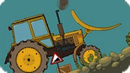 Игра Мощный Трактор
