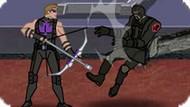 Игра Мстители: Атака Башни