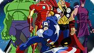 Игра Мстители: Бластер
