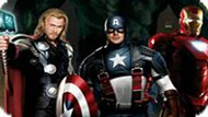 Игра Мстители: Найди Отличия