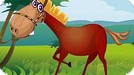 Игра Мультяшная Лошадь