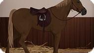 Игра Нарядите Лошадь