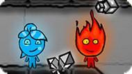 Игра Огонь И Вода 4 В Кристалическом Храме