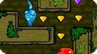 Игра Огонь И Вода: Приключения В Лесу