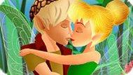Игра Первый Поцелуй Динь-Динь