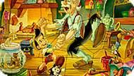 Игра Пиноккио: Мания Пазлов