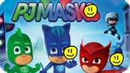 Игра Pj Masks: Спасись От Смайликов