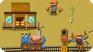Игра Поезд На Диком Западе 2