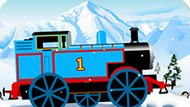Игра Поезд Томас На Южном Полюсе