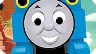 Игра Поезд Томас В Египте