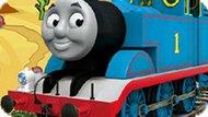 Игра Поезд Томас В Мексике