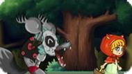 Игра Погоня За Красной Шапочкой