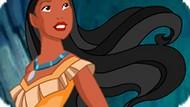 Игра Покахонтас Одевалка