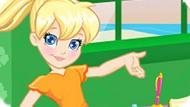 Игра Полли Покет: Приключения На Каникулах
