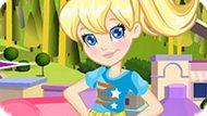 Игра Полли Покет: Приключения В Полливилле