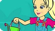 Игра Полли Покет: Цветочные Сюрпризы