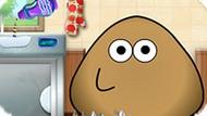 Игра Поу Моет Посуду