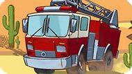 Игра Пожарная Машина На Диком Западе