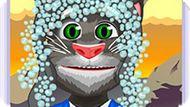 Игра Прически Говорящего Кота Тома