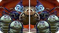 Игра Приключения Флика: Найдите Отличия