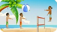 Игра Прикольный Волейбол