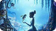 Игра Принцесса Тиана И Лягушка: Скрытый Алфавит