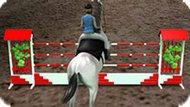 Игра Прыжки На Лошади
