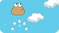 Игра Прыжки Поу По Облакам