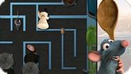 Игра Рататуй: Кухонный Лабиринт