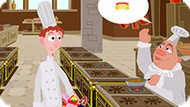 Игра Рататуй: Работа На Кухне