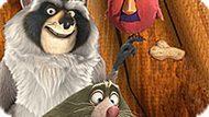Игра Реальная Белка: У Крота Собери Орешки