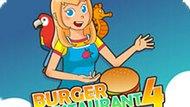 Игра Ресторан Бургеров 3