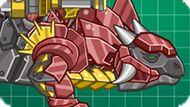 Игра Робот Динозавр Ящер