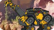 Игра Роботы Динозавры: Апатозавр