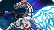 Игра Роботы Динозавры: Единорог